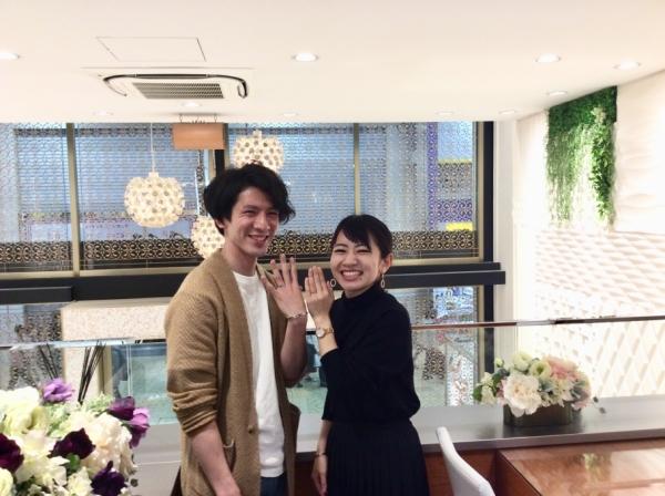 兵庫県 姫路市 FISCHERの結婚指輪