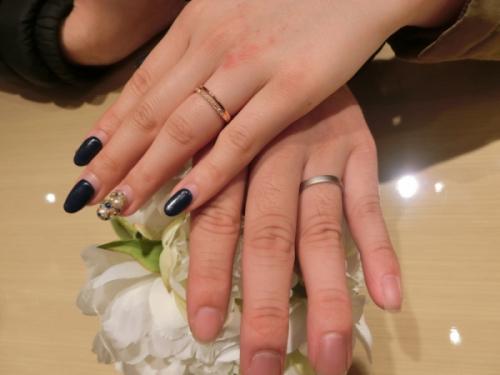 指輪の数が多く色々な店舗に行かなくて済んで良かったです。