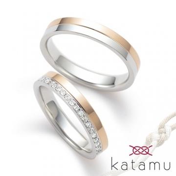 KATAMUで和風の指輪紹介のイメージ写真2