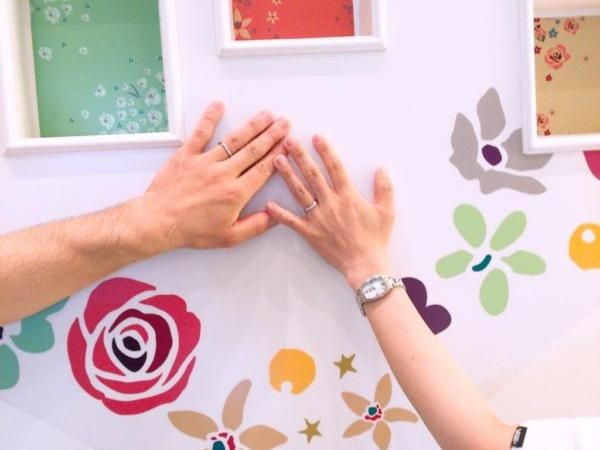 大阪府 ラパージュの結婚指輪