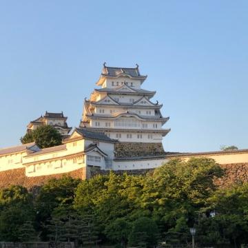 大阪のサプライズプロポーズ 姫路城