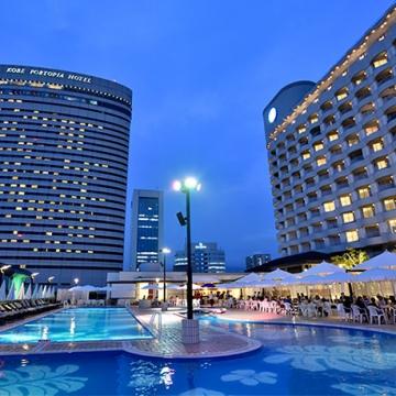 大阪のサプライズプロポーズ ポートピアホテル