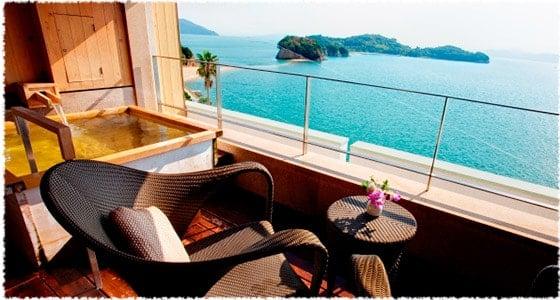 香川でプロポーズするなら小豆島国際ホテル