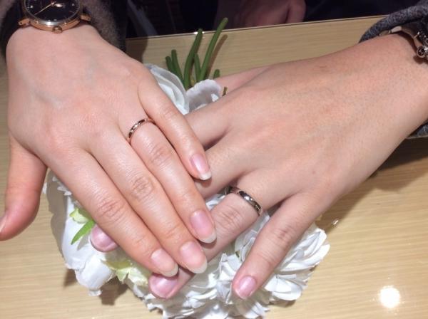 兵庫県姫路市 et.lu RosettEの結婚指輪