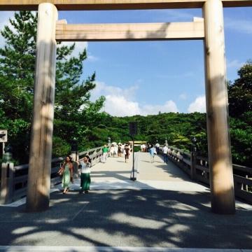 大阪のサプライズプロポーズ 伊勢神宮