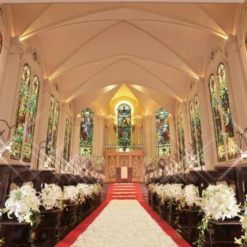 大阪のサプライズプロポーズ モンサンミッシェル大聖堂~ザ・ガーデンコートなんばぱーくす