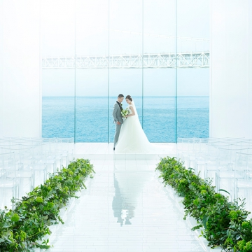 大阪のサプライズプロポーズ HOTEL SETRE ホテルセトレ神戸・舞子