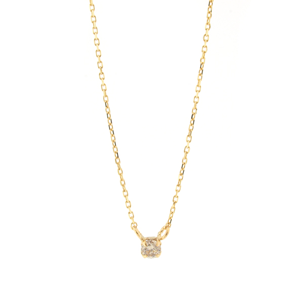 One Dia Necklace~一粒ダイヤネックレス~