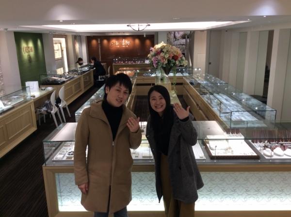 兵庫県 加古川市 Mariageの結婚指輪