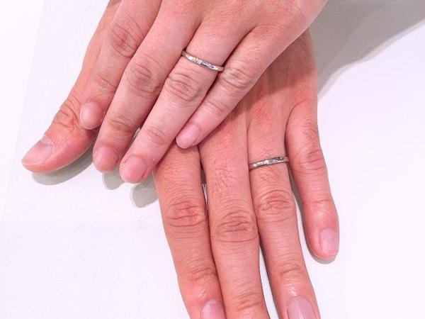 堺市・泉南市 FISCHER(フィッシャー)の結婚指輪