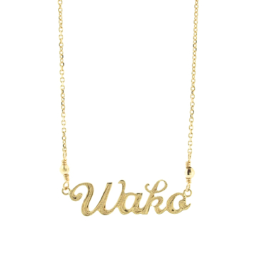 Name Necklace~ネームネックレス~