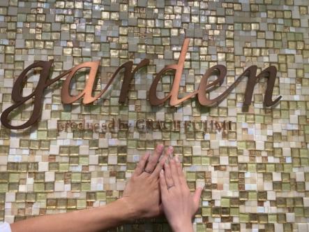 徳島県鳴門市|FISCHER(フィッシャー)の結婚指輪をご成約頂きました