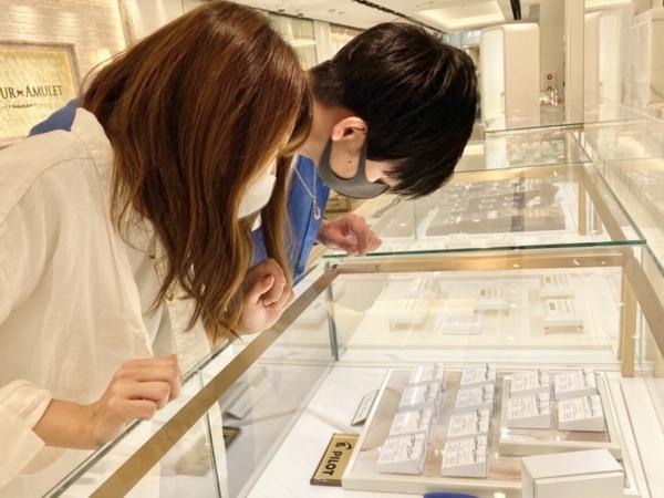 神戸市北区 PilotBridal(パイロットブライダル)の結婚指輪