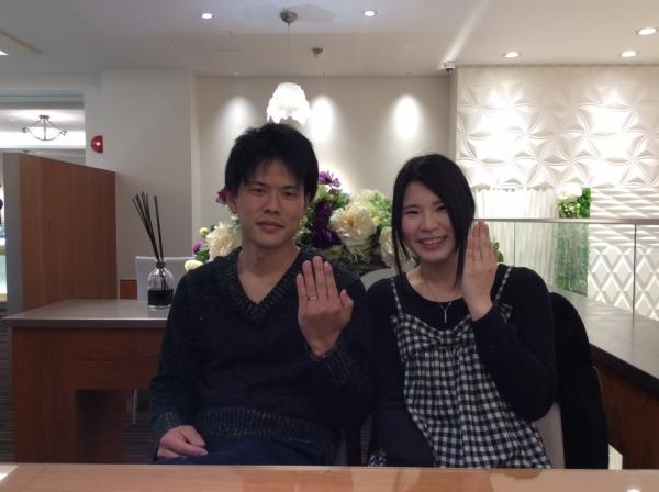 兵庫県たつの市 赤穂市 Mariage entの結婚指輪