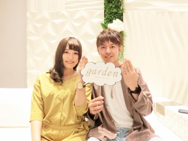 garden姫路さんで購入出来て良かったです。