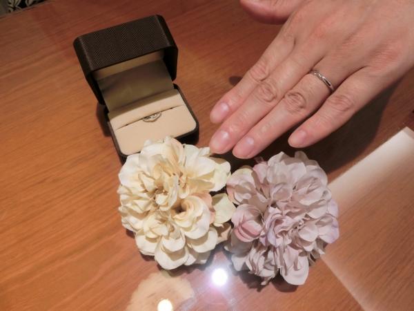 とても可愛い指輪