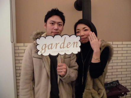 奈良県出身 婚約指輪 Grace Kama 結婚指輪 MACHERIEをご成約