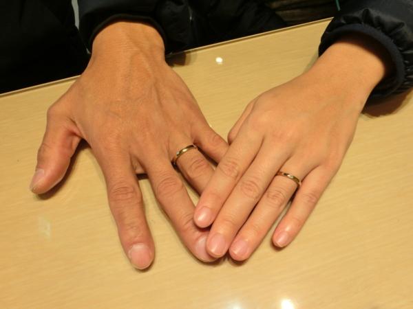 石川県 FISCHERの結婚指輪