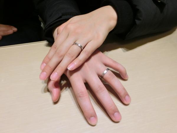 大阪市 Katamu(カタム)の結婚指輪