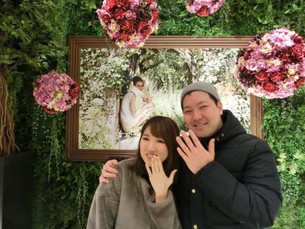 大阪市 RosettE(ロゼット)の結婚指輪