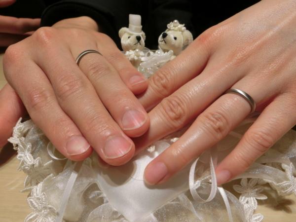 東大阪市&八尾市 婚約指輪&結婚指輪