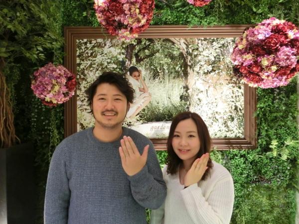 堺市&松原市 Mariage ent(マリアージュエント)の結婚指輪