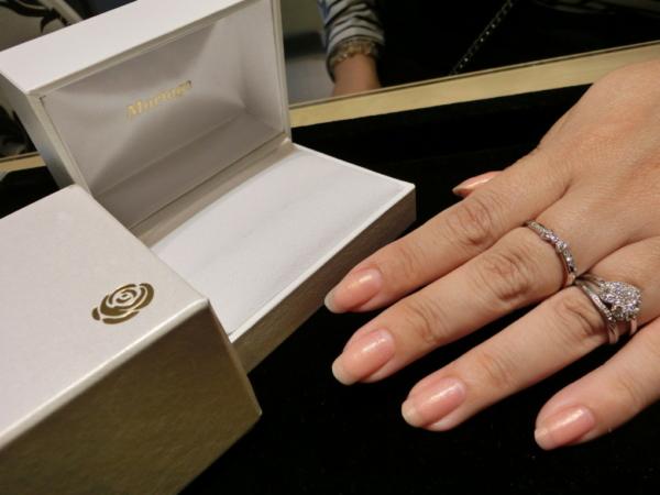 寝屋川市 Mariage ent(マリアージュエント)の結婚指輪
