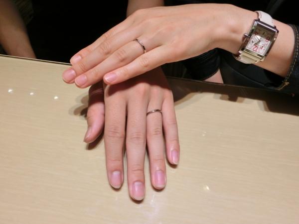 愛知県名古屋市昭和区 Mariage、RosettEの結婚指輪