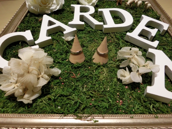 大阪市平野区 Mariageの婚約指輪と結婚指輪