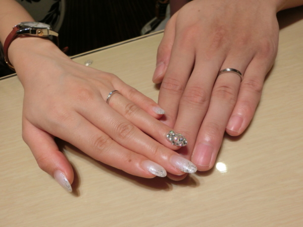 RosettEの結婚指輪 大阪市城東区