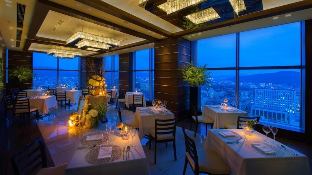岡山でプロポーズをするならレストランソラ
