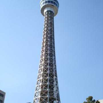 大阪のサプライズプロポーズ 横浜マリンタワー