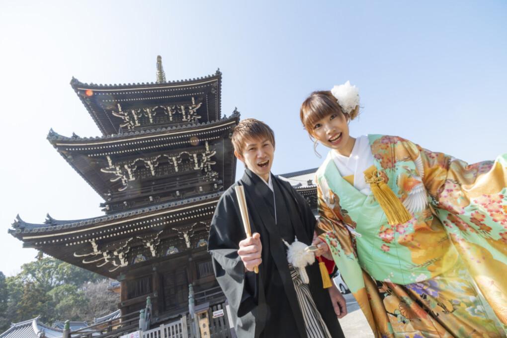 gardenフェスタin奈良のイベントで前撮り相談
