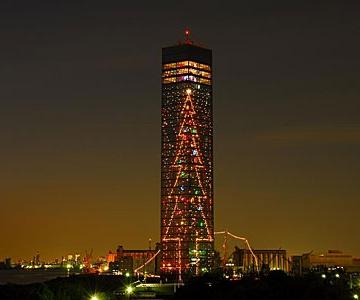 大阪のサプライズプロポーズ 千葉ポートタワー