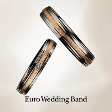 ユーロウェディングバンドで鍛造製法の指輪紹介のイメージ1