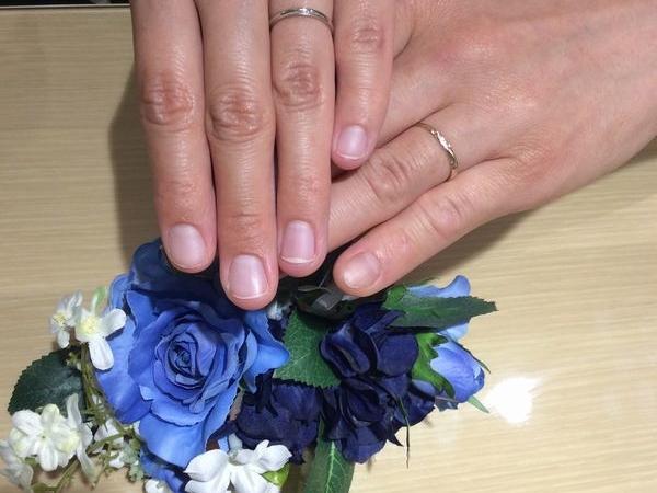 兵庫県姫路市 Privatebeach,Ankhoreの結婚指輪