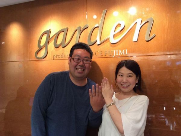 兵庫県姫路市 FISCHER、Mariage entの結婚指輪