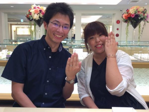 兵庫県姫路市・加古川市 FISCHERの結婚指輪