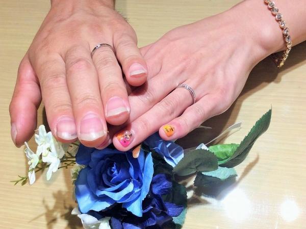 兵庫県姫路市 Pilot Bridalの結婚指輪