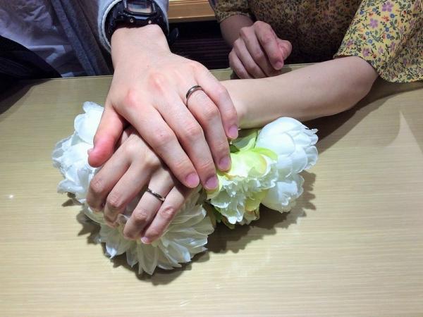 兵庫県姫路市・たつの市 FISCHERの結婚指輪
