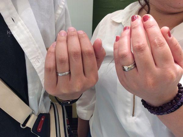 兵庫県神戸市 FISCHERの結婚指輪
