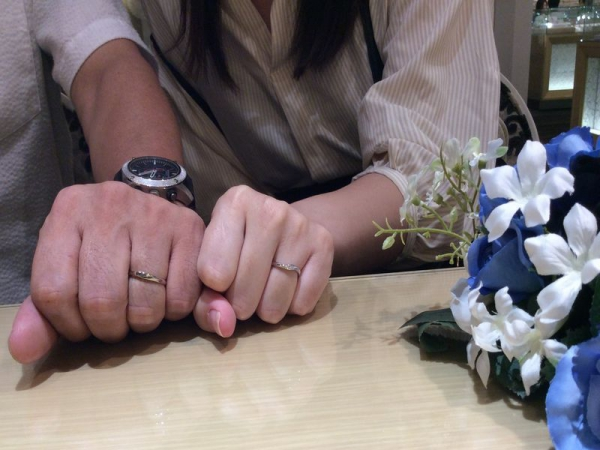兵庫県姫路市・神崎郡福崎町 パッサージュ/ラパージュの結婚指輪