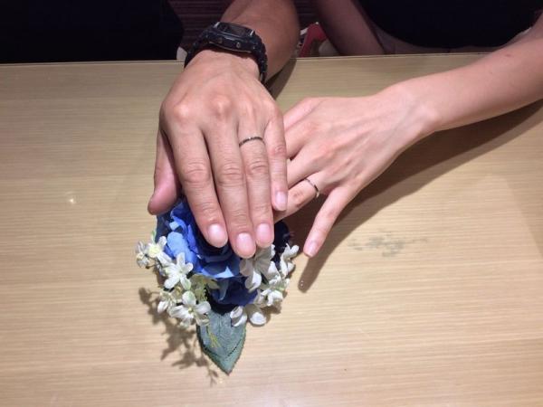 兵庫県赤穂市&姫路市 BAUM・et.luの結婚指輪