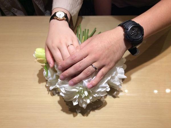 兵庫県姫路市 FISCHERの結婚指輪