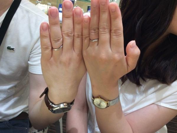 兵庫県加東市&姫路市 RosettEの結婚指輪