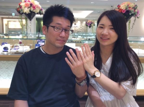 兵庫県相生市&小野市 RosettE・et.luの結婚指輪