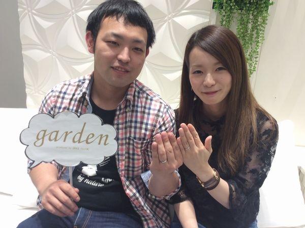 兵庫県姫路市 Katamu・Pilot Bridalの結婚指輪