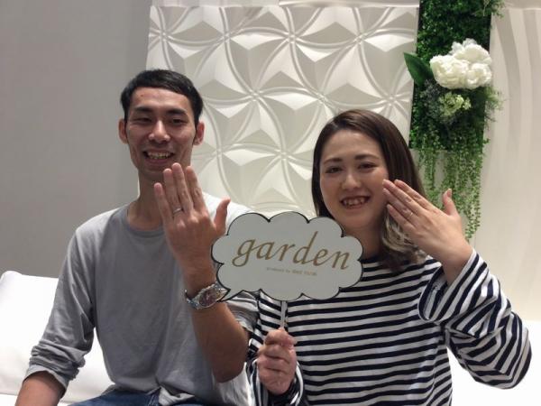 兵庫県加古川市 マキシの結婚指輪