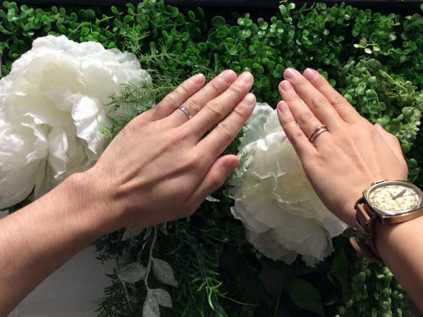 兵庫県姫路市 AMOUR AMULETの婚約指輪