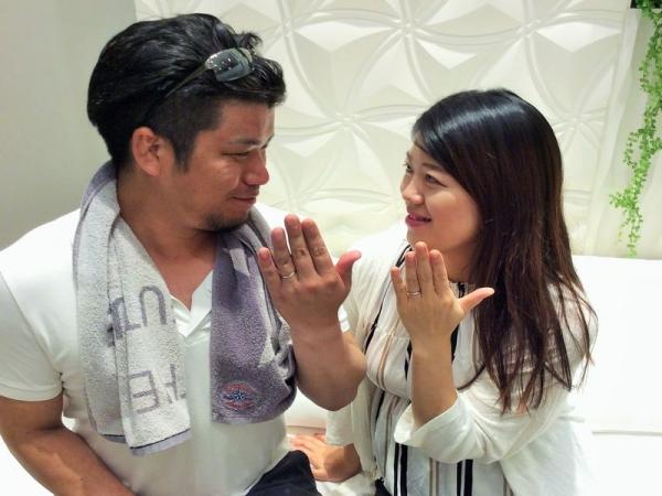 兵庫県神崎郡 IROノHA・LAPAGEの結婚指輪